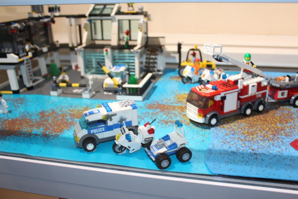 Благотворительная выставка «Мир LEGO» состоялась! 4