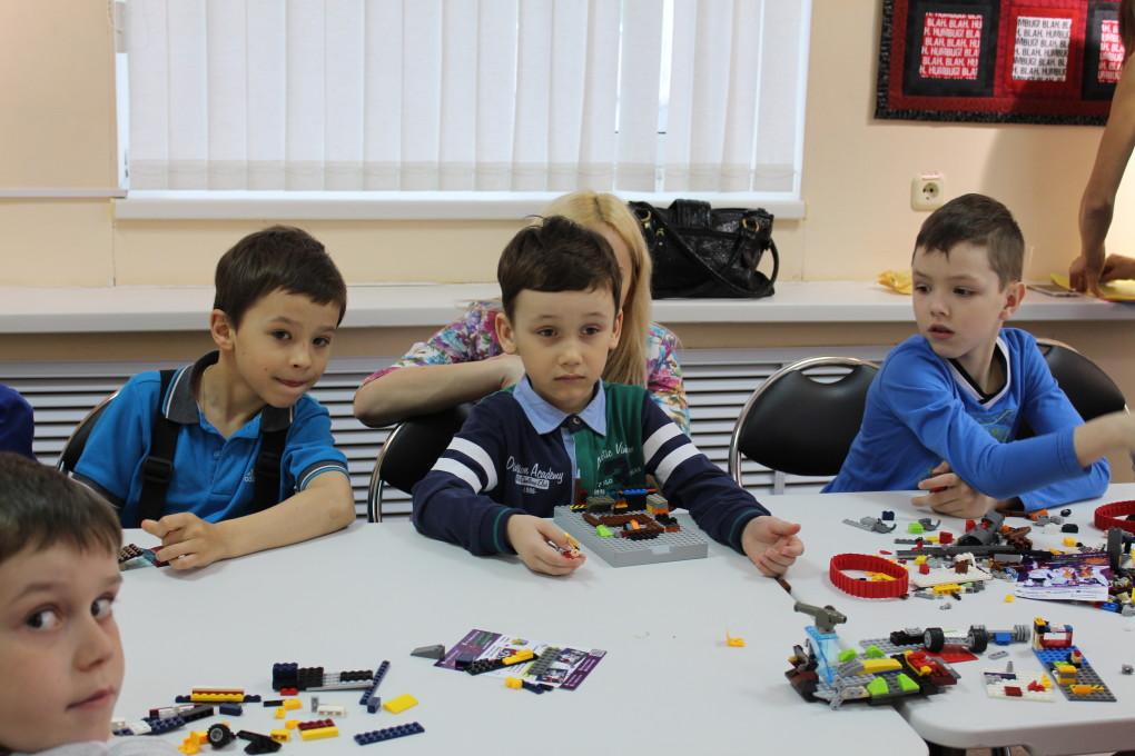 Благотворительная выставка «Мир LEGO» состоялась! 5