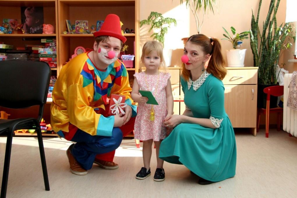 Больничные Клоуны 3