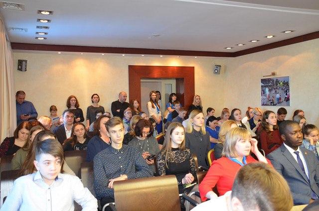 На международной конференции озвучили проблемы людей с ОВЗ 1