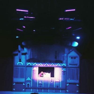 """Дети фонда """"Благо Дарю"""" посетили спектакли фестиваля """"Белое пространство"""" 3"""