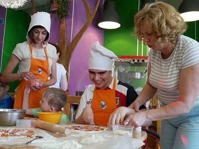 """""""Мой сын впервые готовил сам!"""": о мастер-классе для особых детей 1"""
